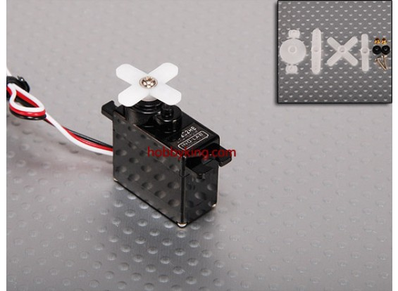 HG 202 Carbon Gear BB - 8,9 g / .12s / 1.0kg