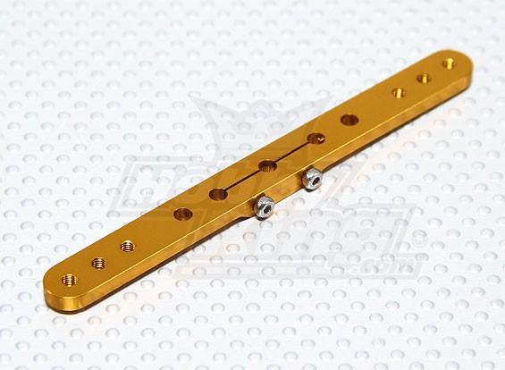 CNC Alloy Double Servo Arm X-Long (Hitec)