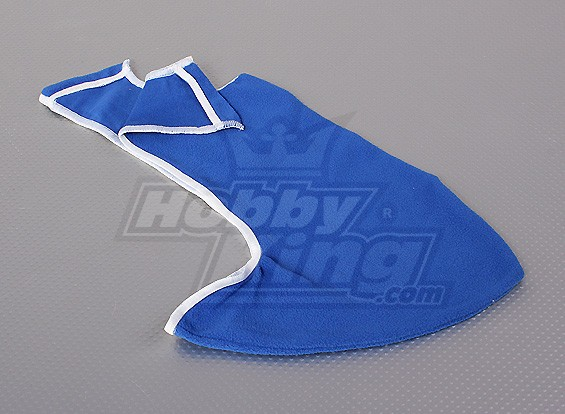 Canopy Cover - LOGO 400 (blauw)