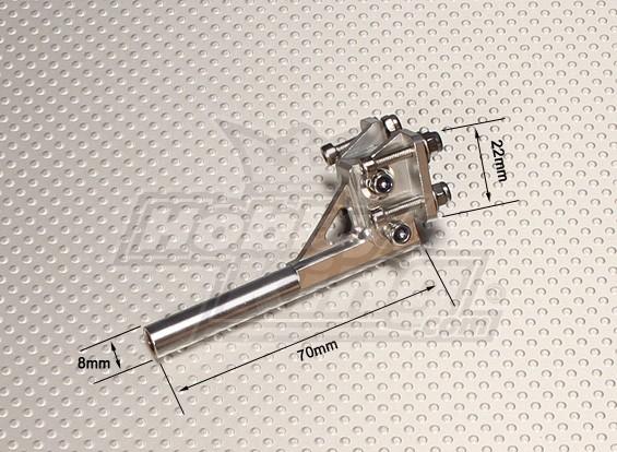 Verstelbare stinger drive (zilver)