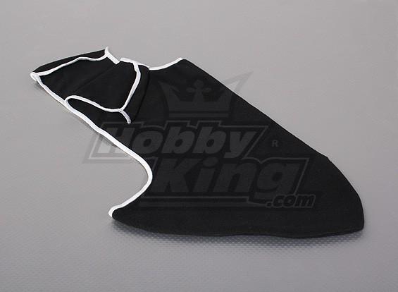 Canopy Cover - LOGO 600 (zwart)