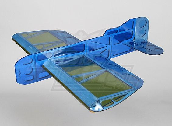 HK Mini-3D GeeBee Balsa Profiel 600mm (ARF)