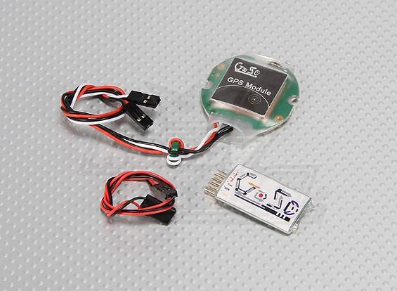 HobbyKing G-OSD (On Screen Display) met GPS
