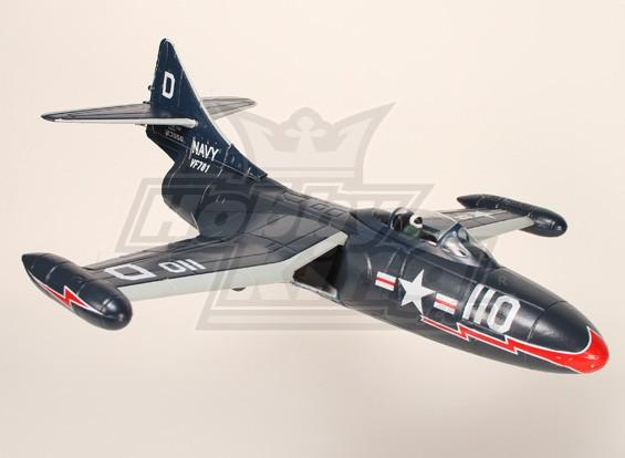 F9F-2 Blauwe Engelen EDF Fighter Jet EPO Plug-n-Fly