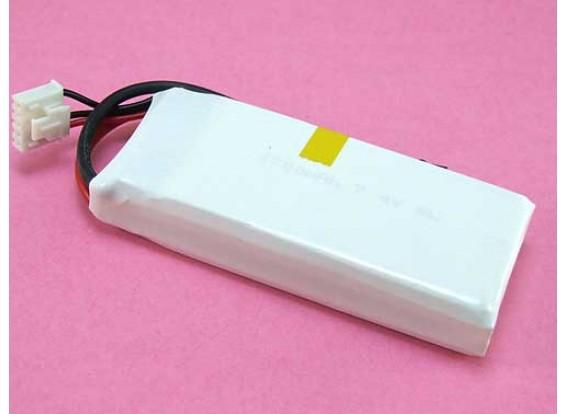 HXT 1700 2S 20C Lipo (Discontinued)