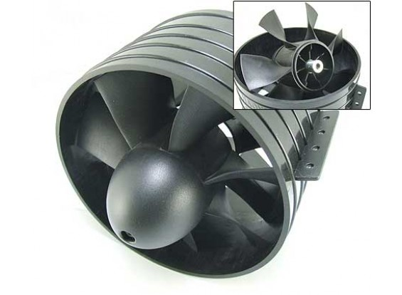 EDF Ducted Fan Unit 7Blade 5inch 127mm