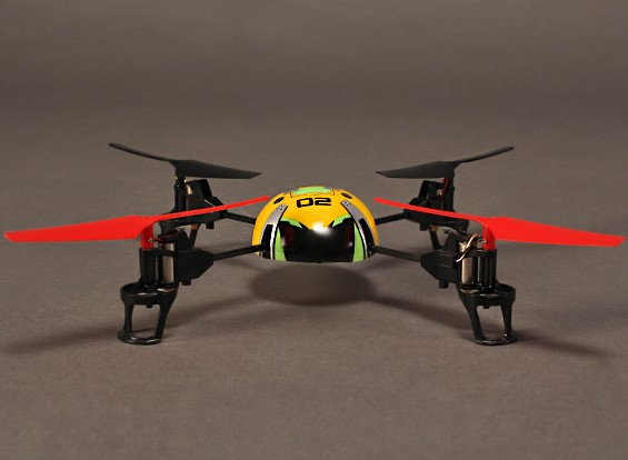HobbyKing® ™ Q-BOT Quadcopter (Modus 1) (RTF)