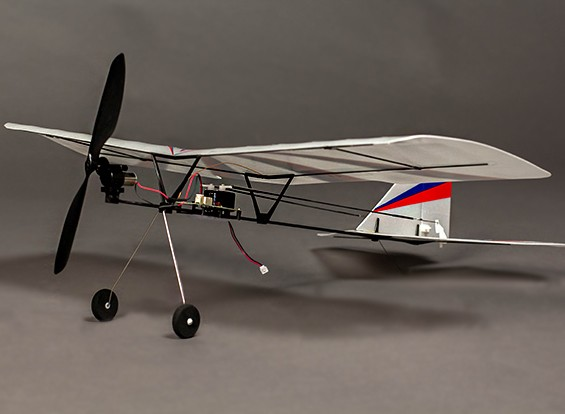 Mini Indoor Plane 3 Kanaal 2.4ghz 392mm (RTF)