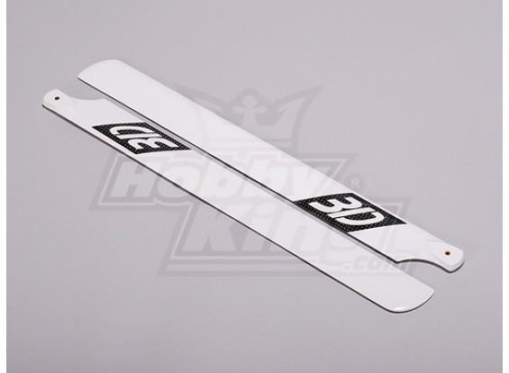 430mm Carbon Fiber Main Blades