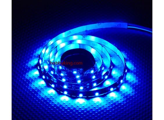 Turnigy High Density R / C LED flexibele Strip-Blue (1mtr)