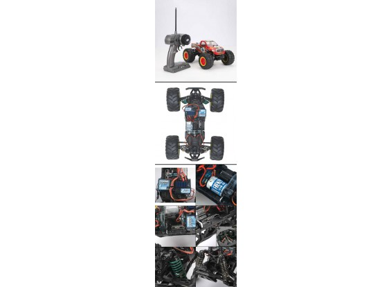 18/01 Raminator Monster Truck RTR