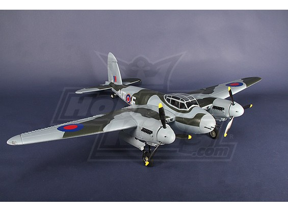 Grote Schaal Brushless Plug - & - Fly Mosquito - VASTE Landing Gear
