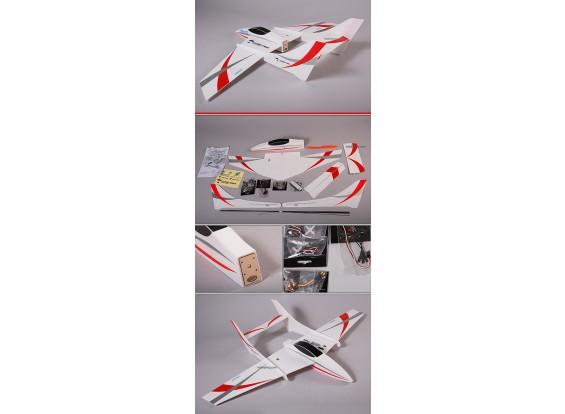 Quick-V Ultra-light park-jet 95% ARF w / motor en ESC