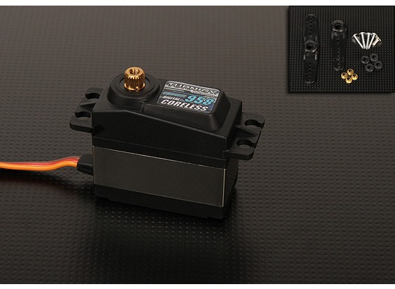 Turnigy MG958 Composite Digital Metal Gear Servo 15kg / 65g / 0.2sec