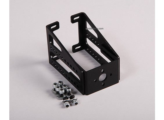 HXT Alloy Composite Firewall Mount (85 / 36mm)