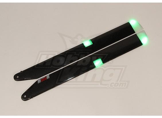 420mm MS Composit 3D Night Main Blades