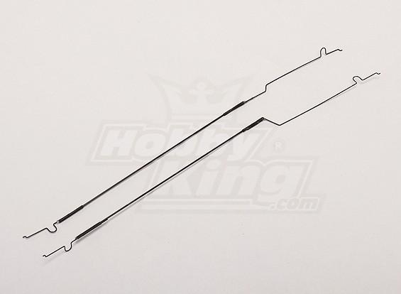 Sky 500 Ultra Micro Glider - Vervanging Wire Set