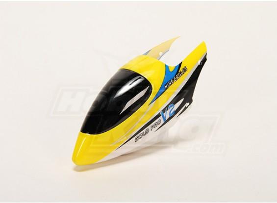 Solo Pro FP II Canopy V2 (geel)