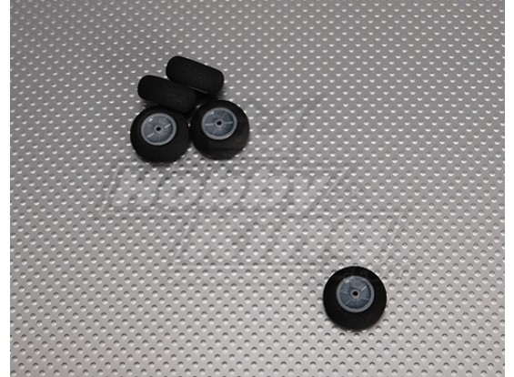 Light Foam Wheel Diam: 25, Breedte: 12mm (5 stuks / zak)