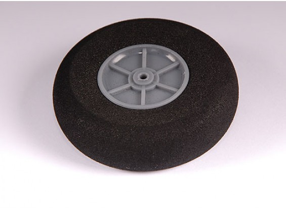 Light Foam Wheel (Diam: 80, breedte: 25mm)