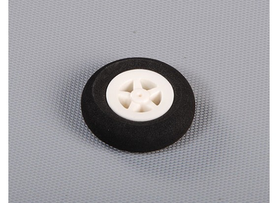 Light Foam Wheel (Diam: 40, breedte: 11mm)