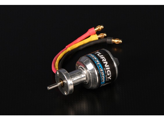 Turnigy P2627L EDF Outrunner 4200kv voor 55 / 64mm