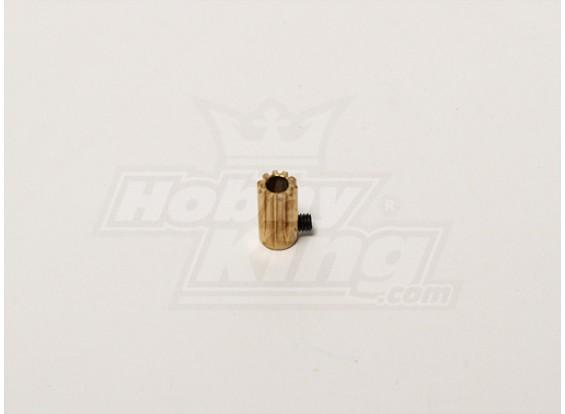 Pinion Gear 3.17mm / 0,5M 10T (1 st)