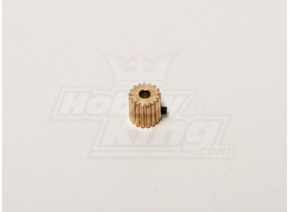 Pinion Gear 3.17mm / 0,5M 17T (1 st)