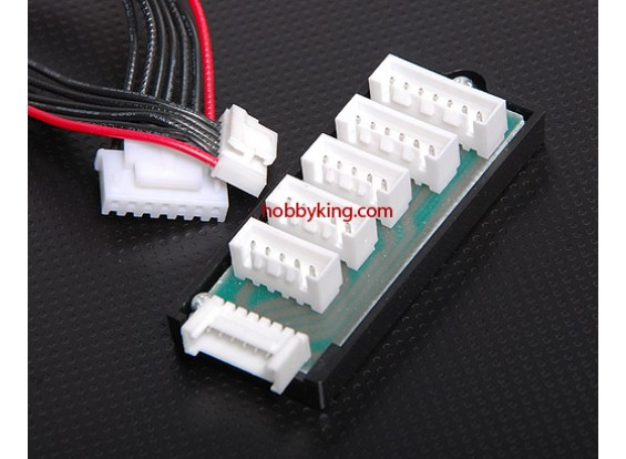 PQ Adapter Coversion Board W / Polyquest Charger plug
