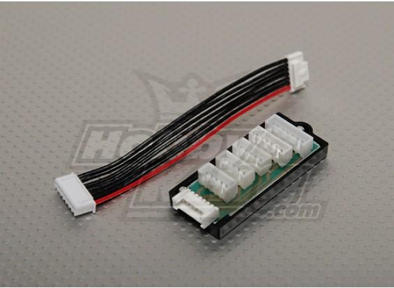PQ Adapter Coversion Board W / Quattro 4x6S Charger plug