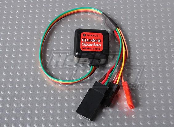 Spartan Quark - MEMS AVCS Gyro v2.02 (zwart)
