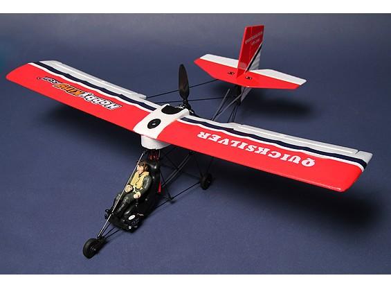 Quicksilver Ultralight EPO R / C Vliegtuig Plug - & - Fly