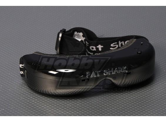 Fatshark Full Color 640x480 FPV Video Goggles