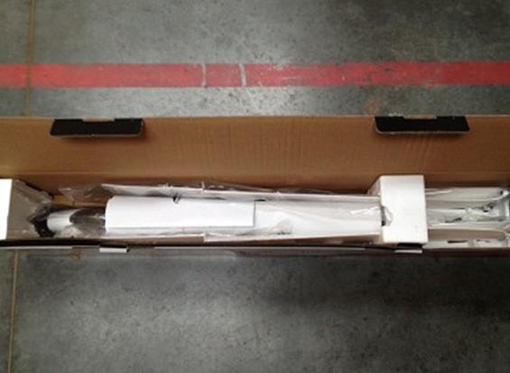 KRAS / DENT Durafly Dynamic-S prestaties V-Tail Glider 1560mm EPO (PNF) (UK Warehouse)