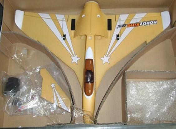 Kras / DENT - Hobbyking Jetiger Plug - & - Fly Brushless EDF Park Jet (UK warehouse)