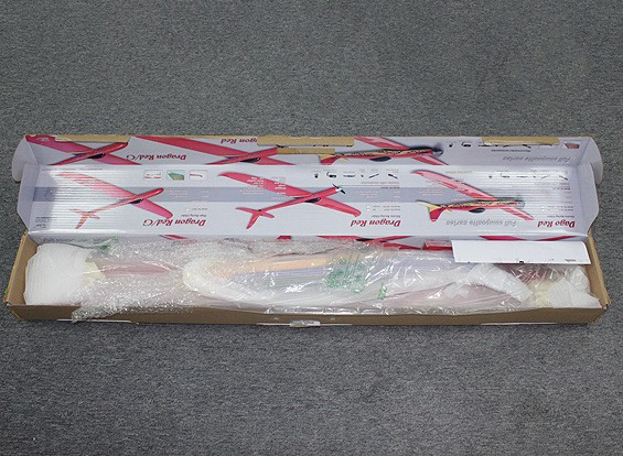 Kras / DENT - Hobbyking Arrow Pylon Racer / Glider 1228mm (ARF)