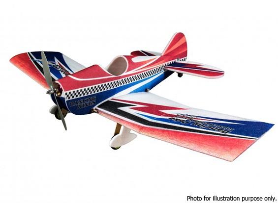 Kras / DENT - Dancing Poke Low Wing Sport EPP w / Motor 1150mm (ARF)
