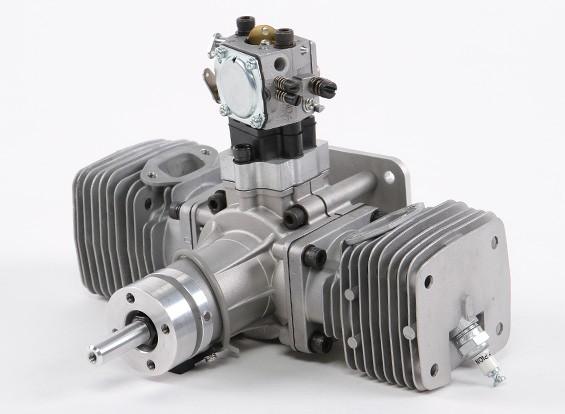 Kras / DENT - MLD-70 Twin Gas Engine w / CDI elektronische ontsteking 6.6BHP