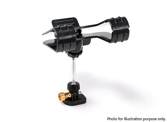Kras / DENT - Tablet Transmitter montagebeugel (zwart)