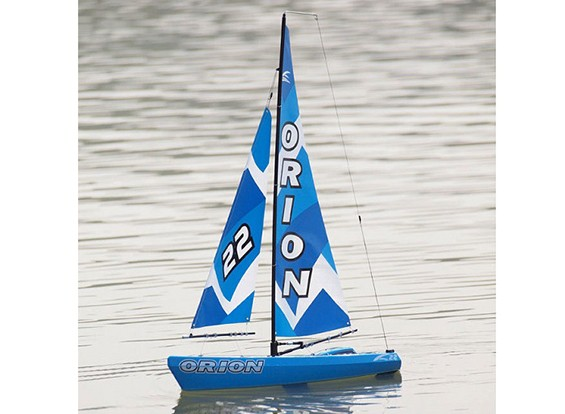 Kras / DENT - Orion Sailboat 465mm (RTS-Ready to Sail) 2.4GHz
