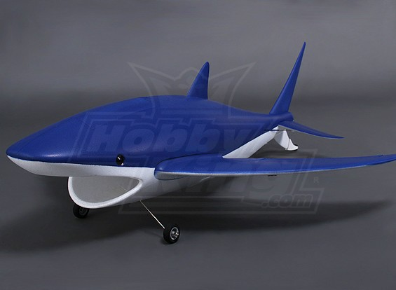 EDF Shark 850mm 64mm EDF, EPO (PNF)