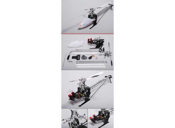 SJM 360 Kit W / Motor 80% pre-built (UITVERKOCHT)