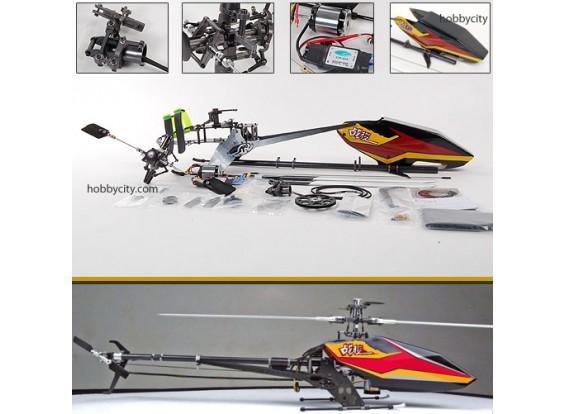 SJM 500-Pro Kit 80% Pre-built w / BL Motor & ESC