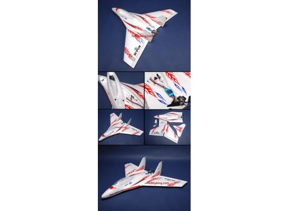 SkyFun Jet w / borstelloze motor Plug - & - Fly