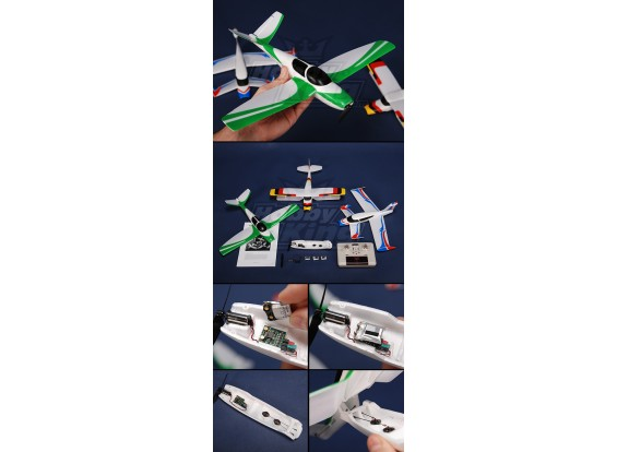 Snap-n-Fly 3 in 1 Micro Plane (Mode 1)