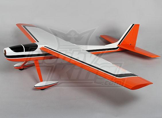 Racer Cat 60 Balsa 1600mm Glow (oranje) (ARF)