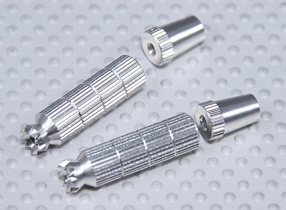 Legering anti-slip TX Controle Sticks Long (Futaba TX)