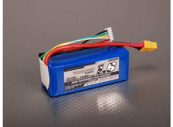 Pack Turnigy 1600mAh 4S 20C Lipo