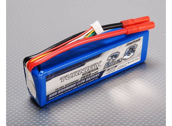 Pack Turnigy 2650mAh 4S 30C Lipo