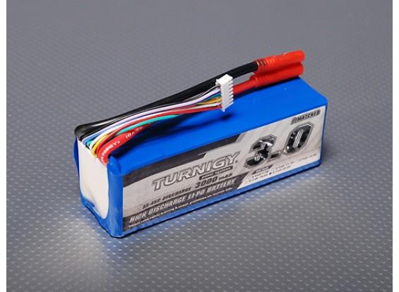 Pack Turnigy 3000mAh 6S 35C Lipo